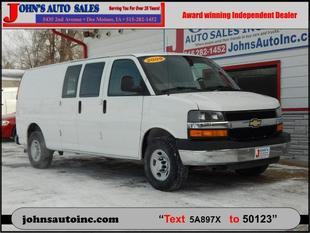 2009 Chevrolet Express 3500 Work Van
