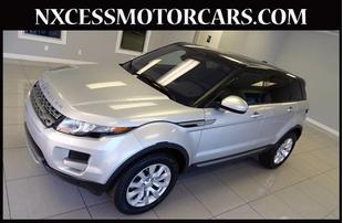 2014 Land Rover Range Rover Evoque Pure