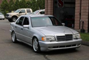 1998 Mercedes-Benz C43