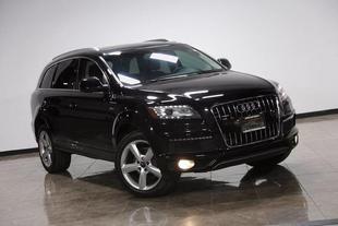 2013 Audi Q7 3.0T S Line Prestige quattro