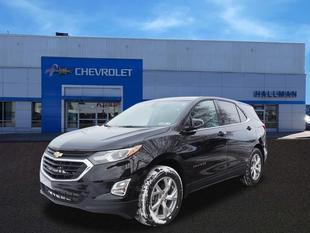 2018 Chevrolet Equinox LT w/2LT