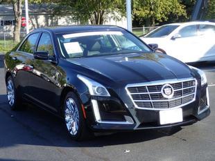 2014 Cadillac CTS Base