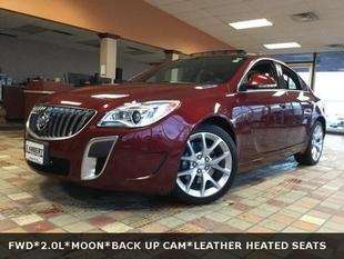2017 Buick Regal Turbo GS