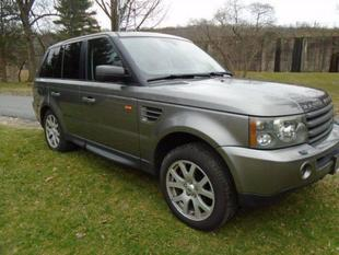 2008 Land Rover Range Rover Sport HSE 4x4 4dr SUV