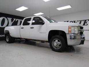 2009 Chevrolet Silverado 3500 Work Truck Crew Cab DRW