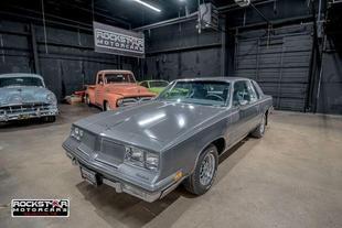 1986 Oldsmobile Cutlass Supreme Base