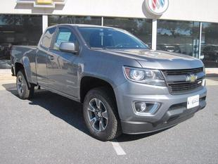 2018 Chevrolet Colorado Z71