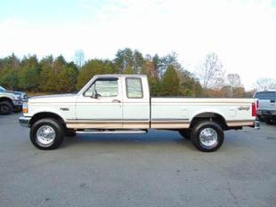 1997 Ford F-250 XLT Extended Cab 4x4 Long Bed