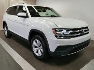 2018 Volkswagen Atlas 3.6L Launch Edition