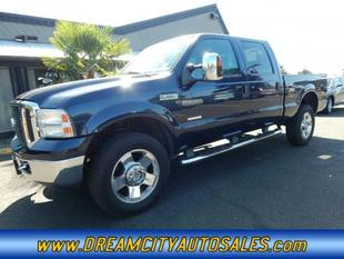2007 Ford F-350 Lariat Super Duty