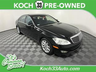 2008 Mercedes-Benz S 550 4MATIC