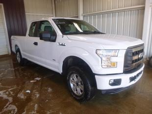 2016 Ford F-150 DOUBLE CAB