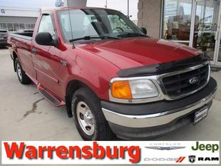 2004 Ford F-150 XLT Heritage