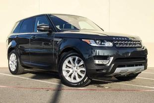 2016 Land Rover Range Rover Sport Supercharged HSE