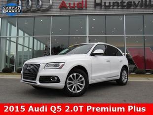 2015 Audi Q5 2.0T Premium Plus quattro