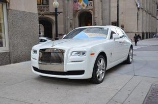 2011 Rolls-Royce Phantom Coupe Base