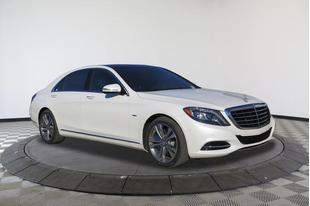 2017 Mercedes-Benz S 550e Plug-In Hybrid
