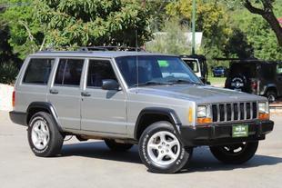 2000 Jeep Cherokee FREEDOM