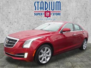 2016 Cadillac ATS 2.0 Turbo Performance Collection