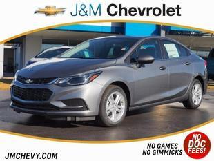 2018 Chevrolet Cruze LT Automatic
