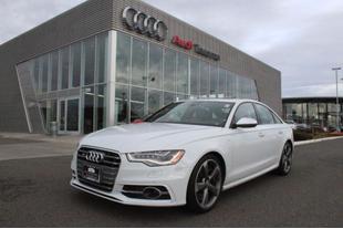 2015 Audi S6 4.0T quattro