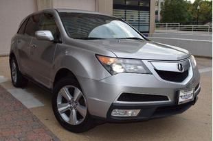 2010 Acura MDX 3.7L Technology