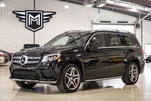 2017 Mercedes-Benz GLS 550 Base 4MATIC