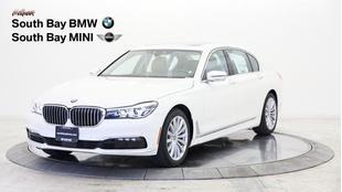 2018 BMW 740 i xDrive