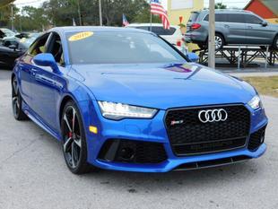 2016 Audi RS 7 4.0T