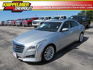 2015 Cadillac CTS Performance RWD