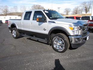 2015 Ford F-350 Lariat Super Duty