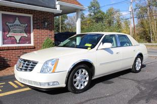 2009 Cadillac DTS Luxury