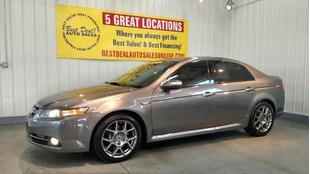 2007 Acura TL Type S w/Navigation