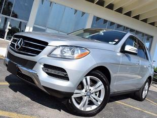 2014 Mercedes-Benz ML 350