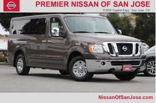 2017 Nissan NV Passenger NV3500 HD SL V8