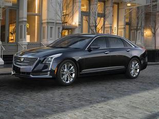 2018 Cadillac CT6 3.6L Standard