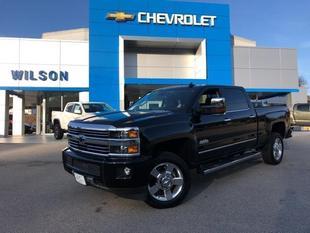 2016 Chevrolet Silverado 2500 High Country