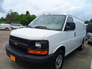 2013 Chevrolet Express 2500 Work Van