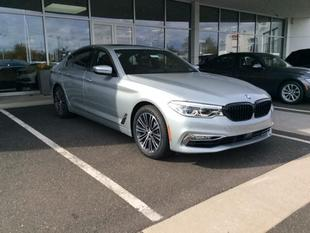 2018 BMW 540 540i