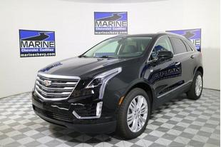 2017 Cadillac XT5 Premium Luxury FWD-AWD