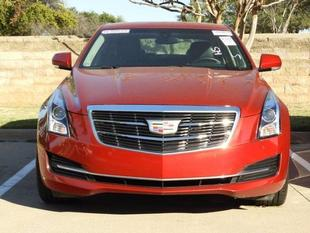 2016 Cadillac ATS 3.6 Luxury Collection
