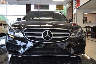2016 Mercedes-Benz E 350 Sport