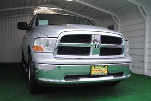 2010 Dodge Ram 1500 SLT Quad Cab