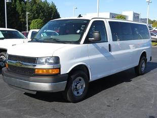 2016 Chevrolet Express 3500 LT