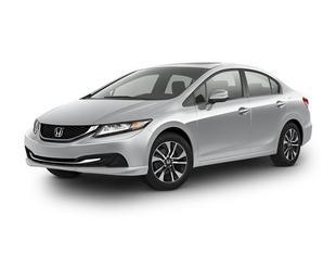 2014 Honda Civic EX