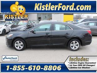 Used 2014 Chevrolet Malibu For Sale In Swanton Oh Cars Com