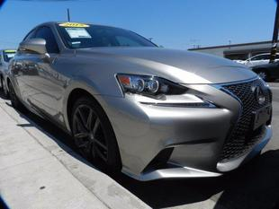2015 Lexus IS 250 250**F-Sport**Navigation**