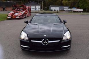 2012 Mercedes-Benz SLK 350