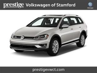 2017 Volkswagen Golf Alltrack TSI SE