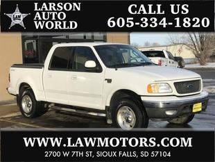 Used ford f 150 for sale in sioux falls sd for Law motors sioux falls